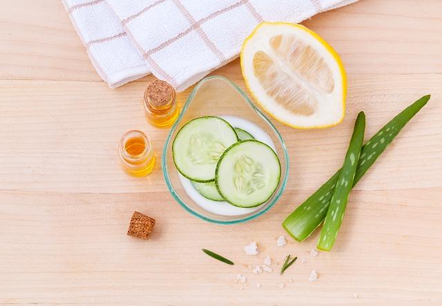 citron a okurka
