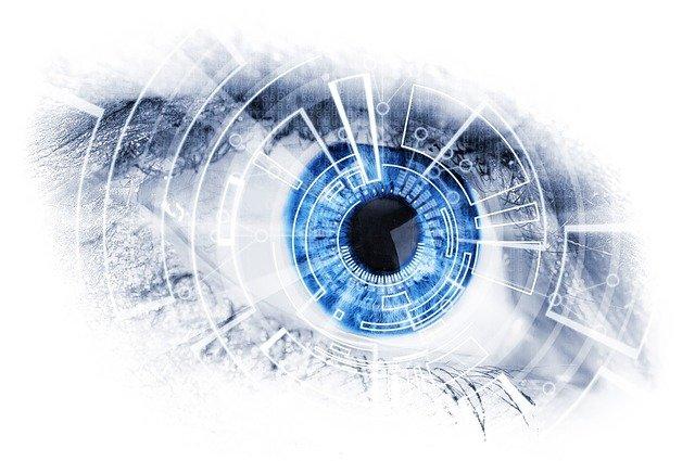 mechanické oko