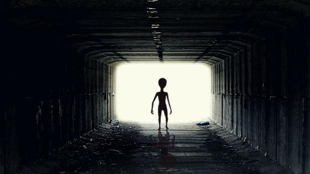 ufo postava